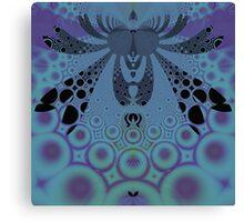 Bubble Bug Canvas Print