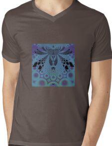 Bubble Bug Mens V-Neck T-Shirt
