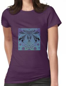 Bubble Bug Womens Fitted T-Shirt