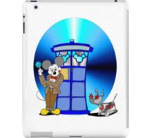Disney Doctor Who iPad Case/Skin
