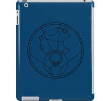 """Hello Sweetie"" Translated into Gallifreyan iPad Case/Skin"