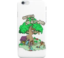 100 Acre Woods Outbreak iPhone Case/Skin