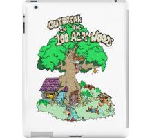 100 Acre Woods Outbreak iPad Case/Skin