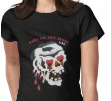 510 - Eyes on the Prize Womens Fitted T-Shirt