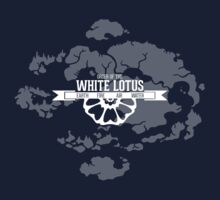 Order of the White Lotus One Piece - Long Sleeve