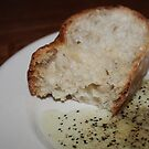 Italian Bread And Dipping Oil by Cynthia48