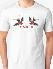 510 - Swallows T-Shirt