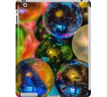 Playing with Marbles iPad Case/Skin