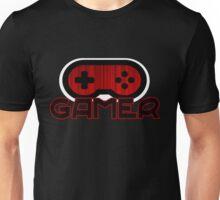 Red GAMER Unisex T-Shirt