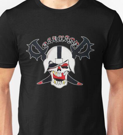 510 - Oakland Skull Unisex T-Shirt