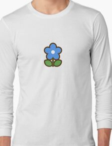 Flower Blue - Day 2 (Monday) 2of7 designs T-Shirt
