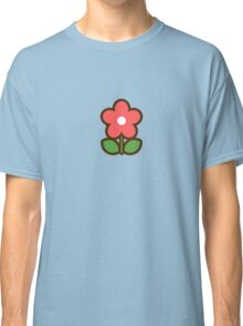 Flower Pinky - Day 3 (Tuesday) 3of7 designs Classic T-Shirt