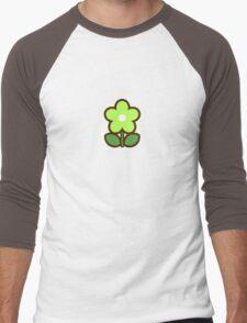 Flower Green - Day 4 (Wednesday) 4of7 designs Men's Baseball ¾ T-Shirt
