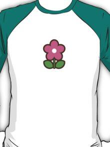 Flower pink - Day 5 (Thursday) 5of7 designs T-Shirt