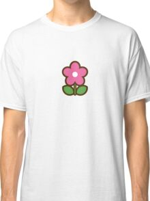 Flower pink - Day 5 (Thursday) 5of7 designs Classic T-Shirt