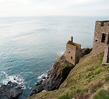 Crown Mines, Botallack by photoeverywhere