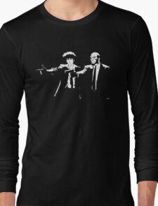 Pulp Cowboy Long Sleeve T-Shirt