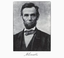 Abraham Lincoln Kids Tee