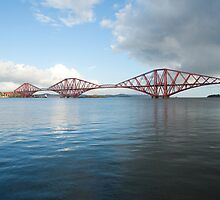 forth rail bridge by photoeverywhere