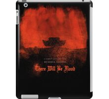 There Will Be Flood iPad Case/Skin