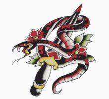 Snake & Dagger 2 by BonyHomi