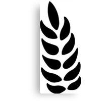 Ear of Wheat Canvas Print
