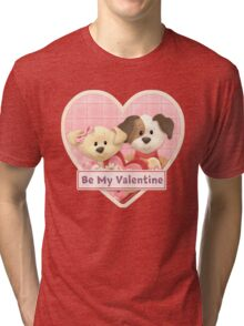 Be My Valentine Tri-blend T-Shirt