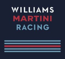 Williams Martini Racing by JibJab