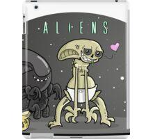 Cute Aliens iPad Case/Skin