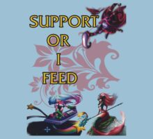 Support or i Feed by ArtemideDelia
