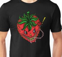 Sinister Strawberry Unisex T-Shirt