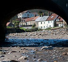 Cottages at Sandsend by photoeverywhere