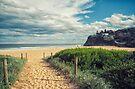 Stanwell Park Beach by yolanda