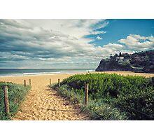Stanwell Park Beach Photographic Print