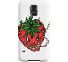 Sinister Strawberry Samsung Galaxy Case/Skin