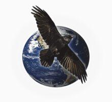 crow earth One Piece - Short Sleeve