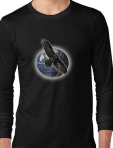 crow earth Long Sleeve T-Shirt