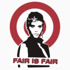 Billie Jean - FAIR IS FAIR by DCdesign