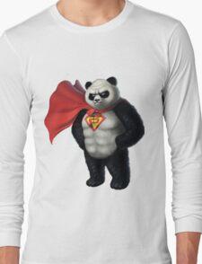 Super Panda Series  - 1 Long Sleeve T-Shirt