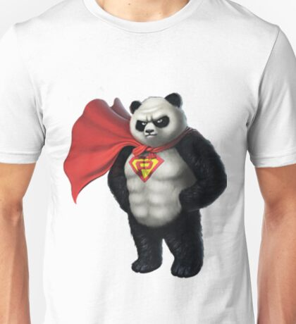 Super Panda Series  - 1 Unisex T-Shirt