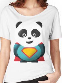 Super Panda Series  - 2 Women's Relaxed Fit T-Shirt