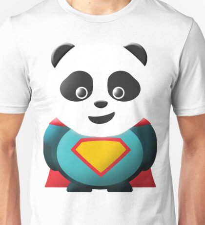 Super Panda Series  - 2 Unisex T-Shirt