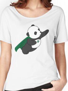 Super Panda Series - 3 Women's Relaxed Fit T-Shirt