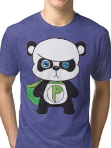 Super Panda Series - 4 Tri-blend T-Shirt