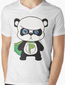 Super Panda Series - 4 Mens V-Neck T-Shirt