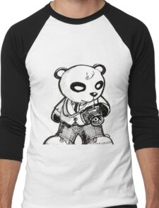 Super Panda Series - 6 Men's Baseball ¾ T-Shirt