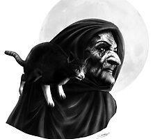 West Country Witch by simonbreeze