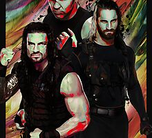 The Shield Painting by VoidWorld