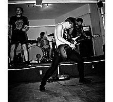 Solo punk Photographic Print