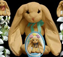EASTER BUNNY FAMILY MY FAVORITE LITTLE EGG by ✿✿ Bonita ✿✿ ђєℓℓσ